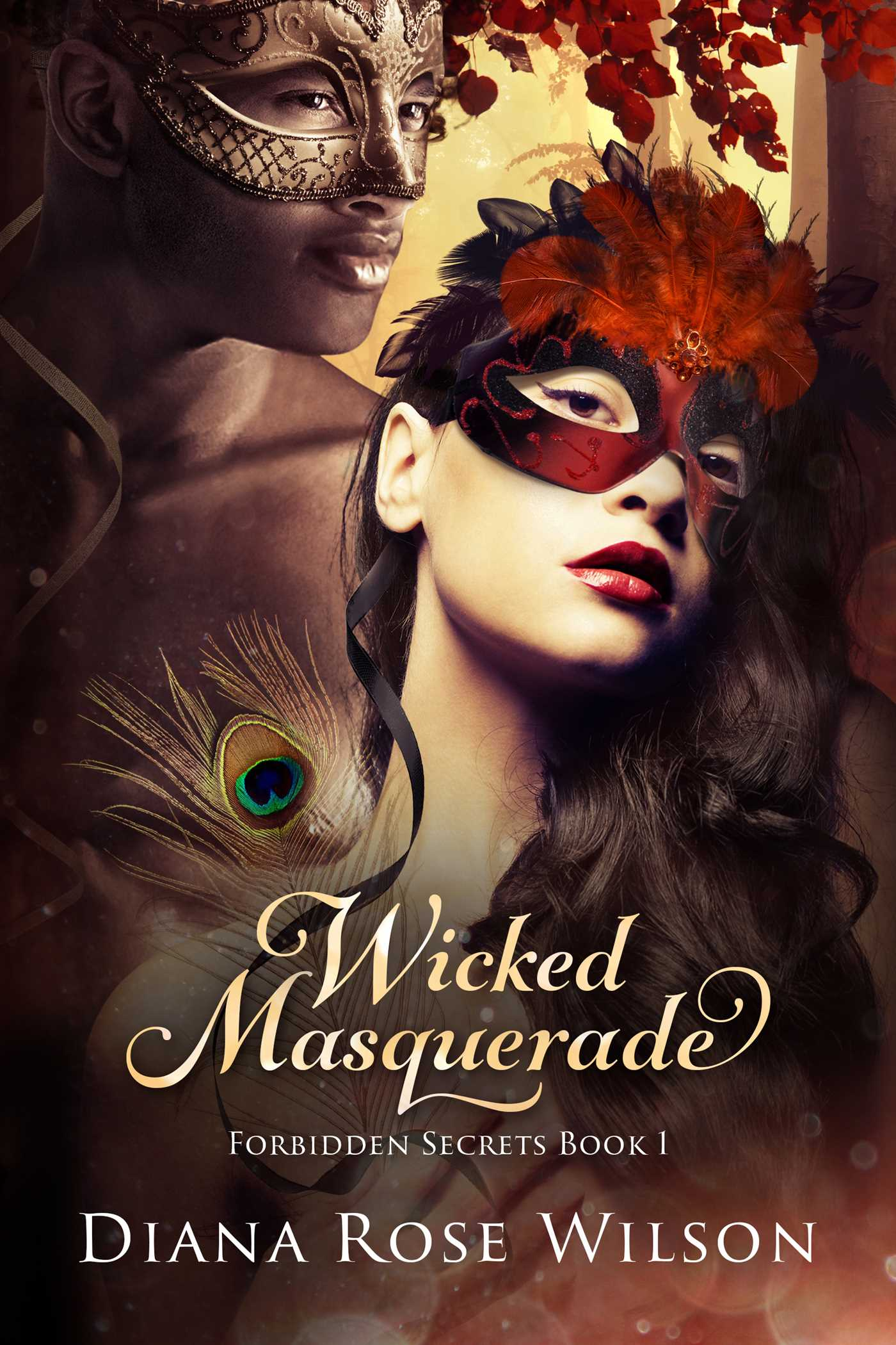 Wicked masquerade 9781682992517 hr