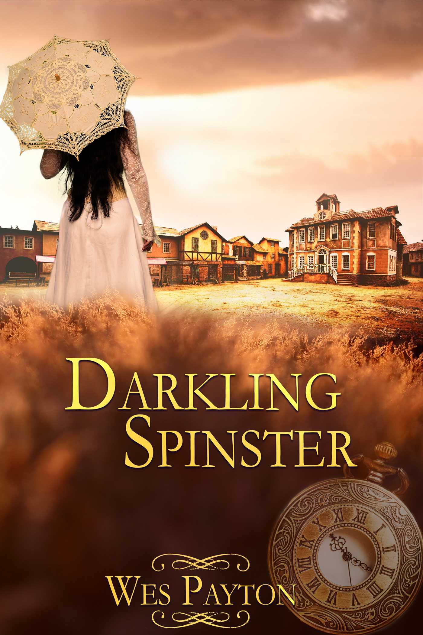 Darkling spinster 9781682992555 hr