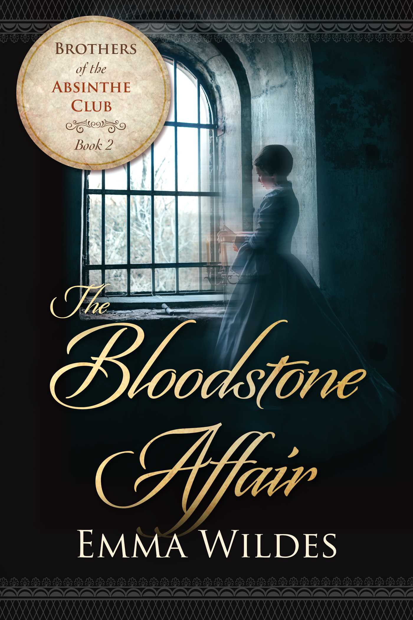 The bloodstone affair 9781682992562 hr