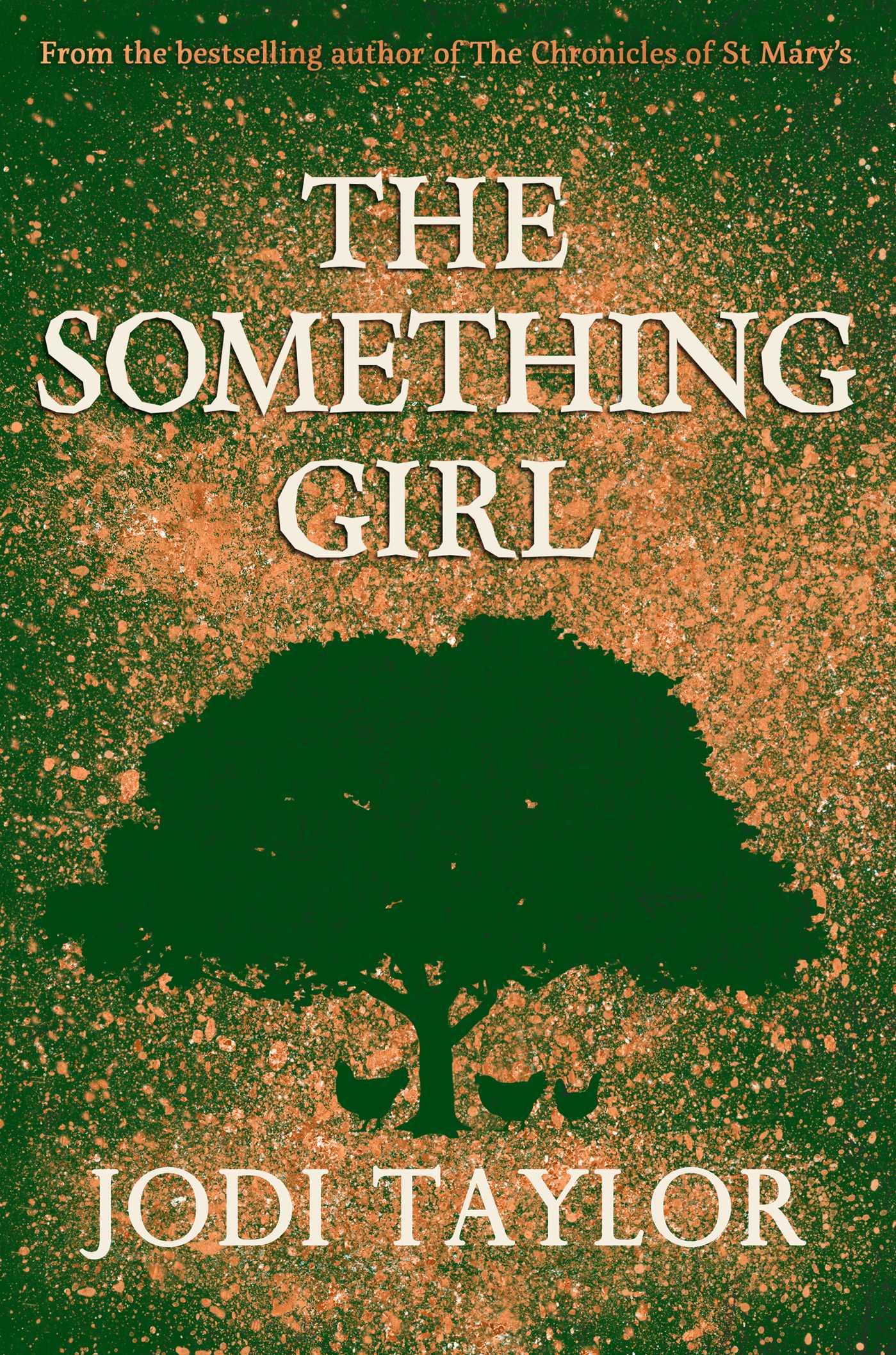 The something girl 9781682996027 hr