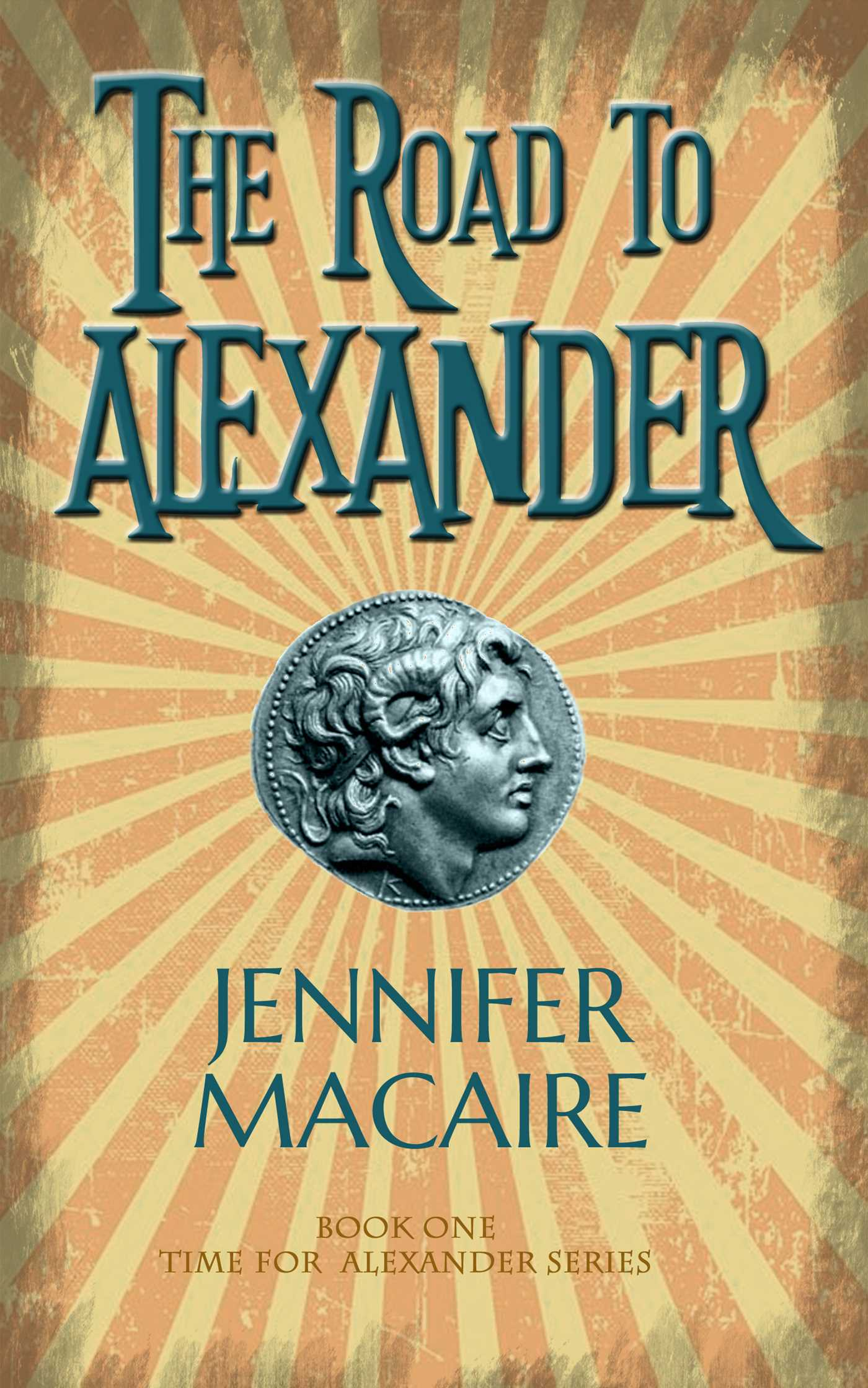 The road to alexander 9781682996072 hr