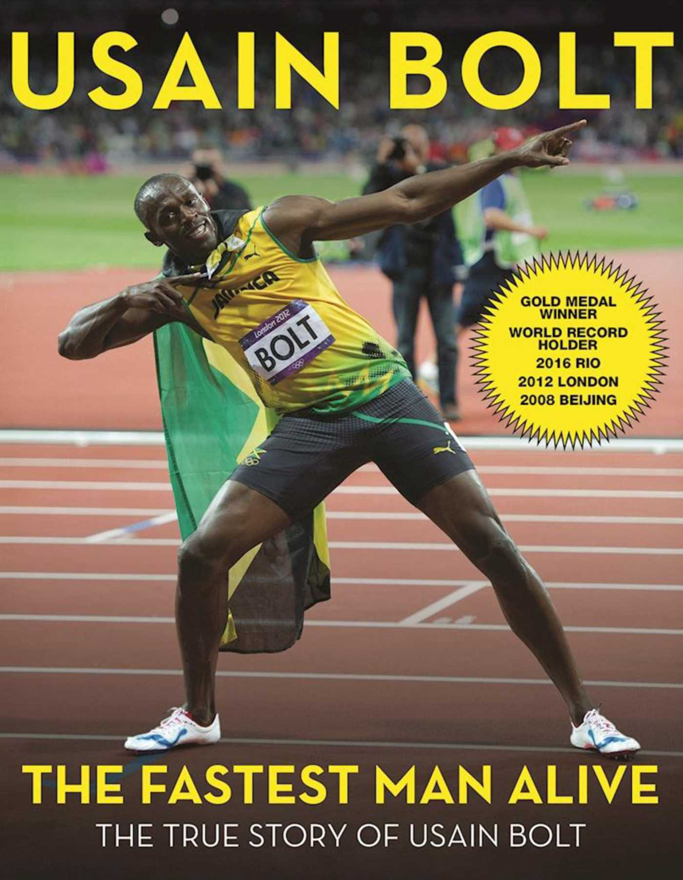 Book Cover Image Jpg The Fastest Man Alive