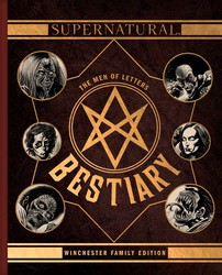 Supernatural: The Men of Letters Bestiary