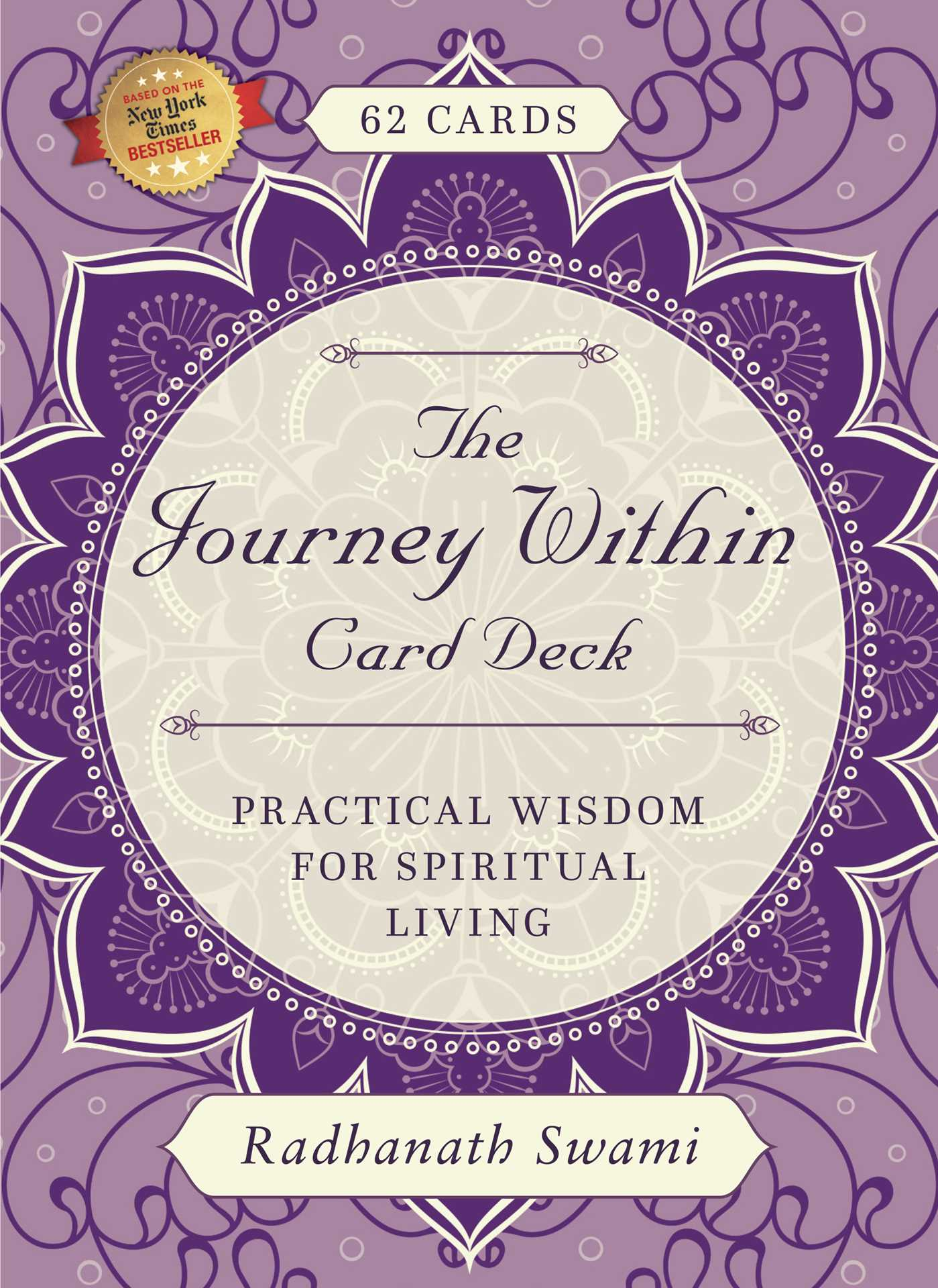 The journey within card deck 9781683830290 hr