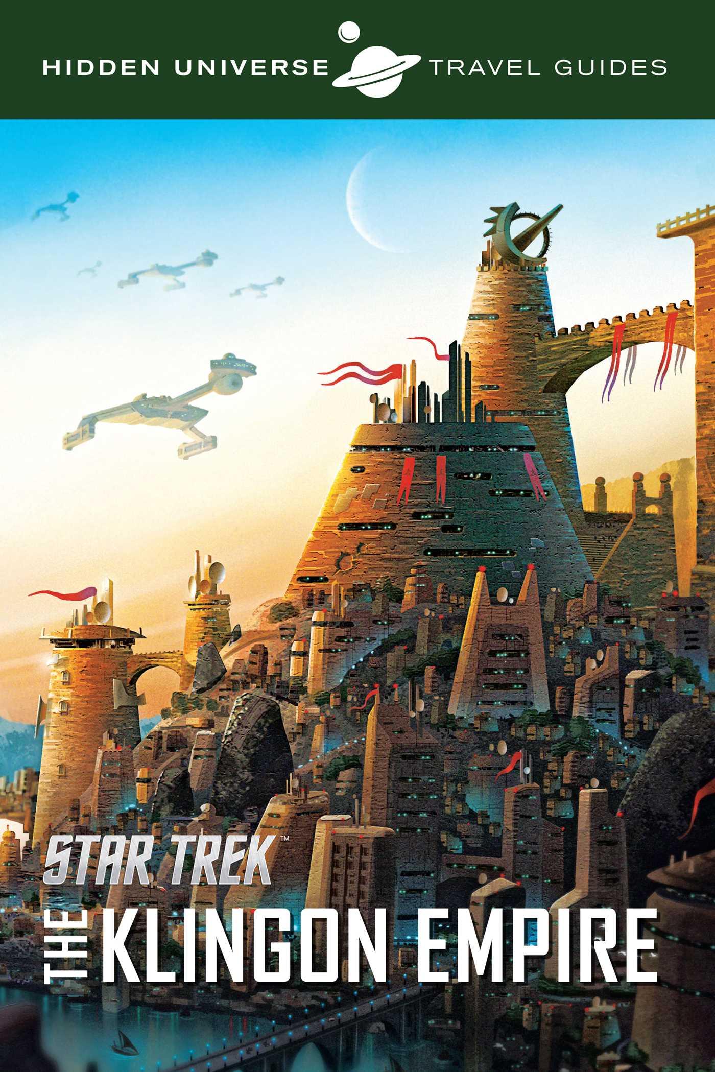 Hidden universe travel guides star trek 9781683830467 hr