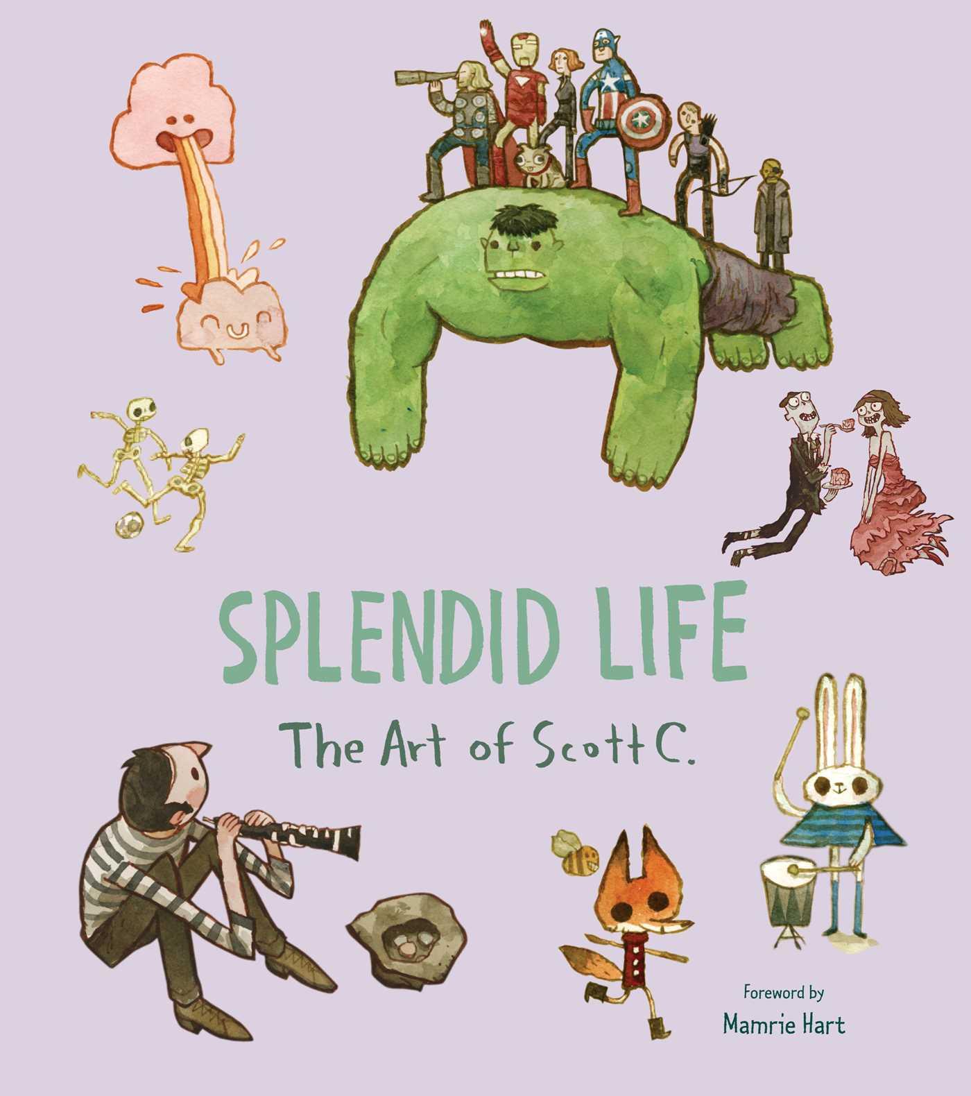 Splendid life 9781683831013 hr