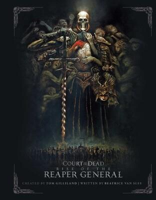 Fantasy Card Art The Reaper