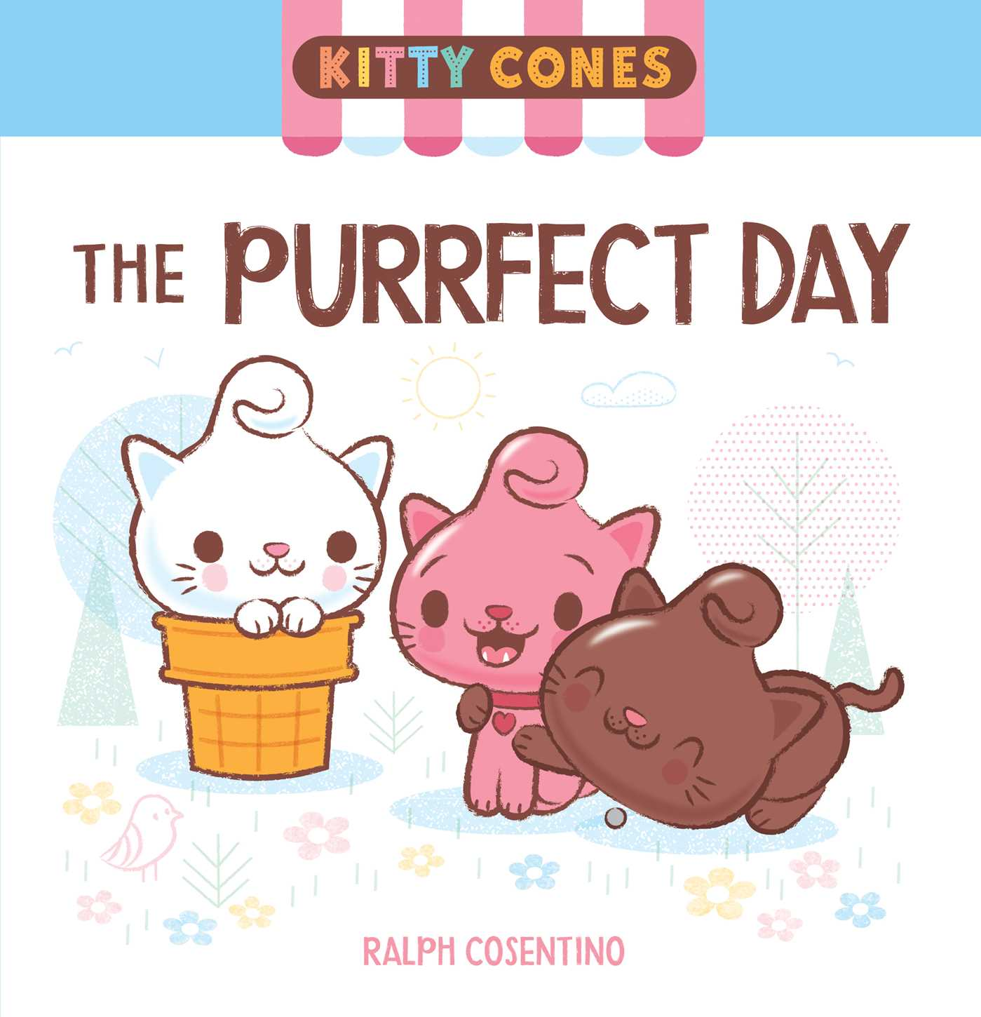 Kitty cones the purrfect day 9781683832393 hr