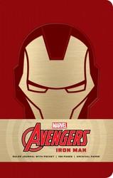 Marvel: Iron Man Hardcover Ruled Journal