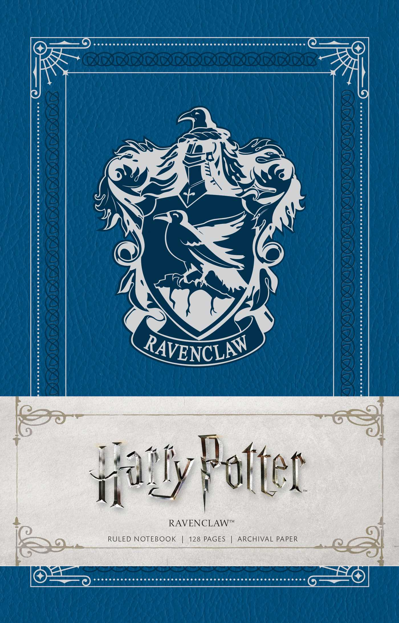 Harry potter ravenclaw ruled notebook book by insight editions harry potter ravenclaw ruled notebook 9781683832713 hr fandeluxe Image collections