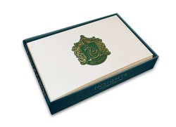 Harry Potter: Slytherin Foil Gift Enclosure Cards (Set of 10)