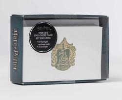 Harry Potter: Slytherin Foil Gift Enclosure Cards (Set of 10)