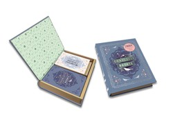 Charlotte Bronte Deluxe Note Card Set (With Keepsake Book Box)