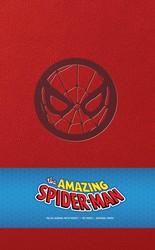Marvel: Spider-Man Hardcover Ruled Journal