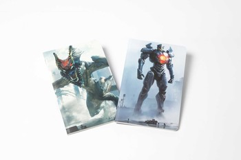 pacific rim uprising notebook collection set of 2