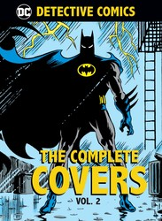 DC Comics: Detective Comics: The Complete Covers Vol. 2