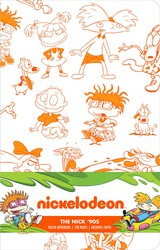 The Nick '90s Ruled Notebook