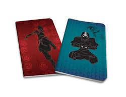 Avatar The Last Airbender / Legend of Korra Notebook Collection (Set of 2)