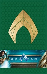 Aquaman Hardcover Ruled Journal