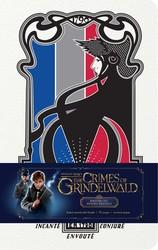 Fantastic Beasts: The Crimes of Grindelwald: Ministère des Affaires Magiques Hardcover Ruled Journal