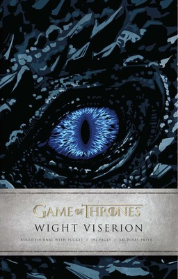 game of thrones wight viserion hardcover ruled journal