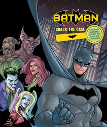 DC Comics: Batman: Crack the Case
