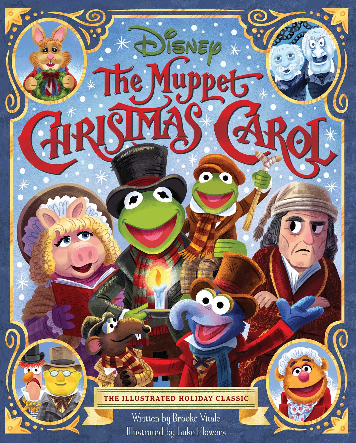 The Muppet Christmas Carol | Book by Brooke Vitale, Luke Flowers | Official Publisher Page ...
