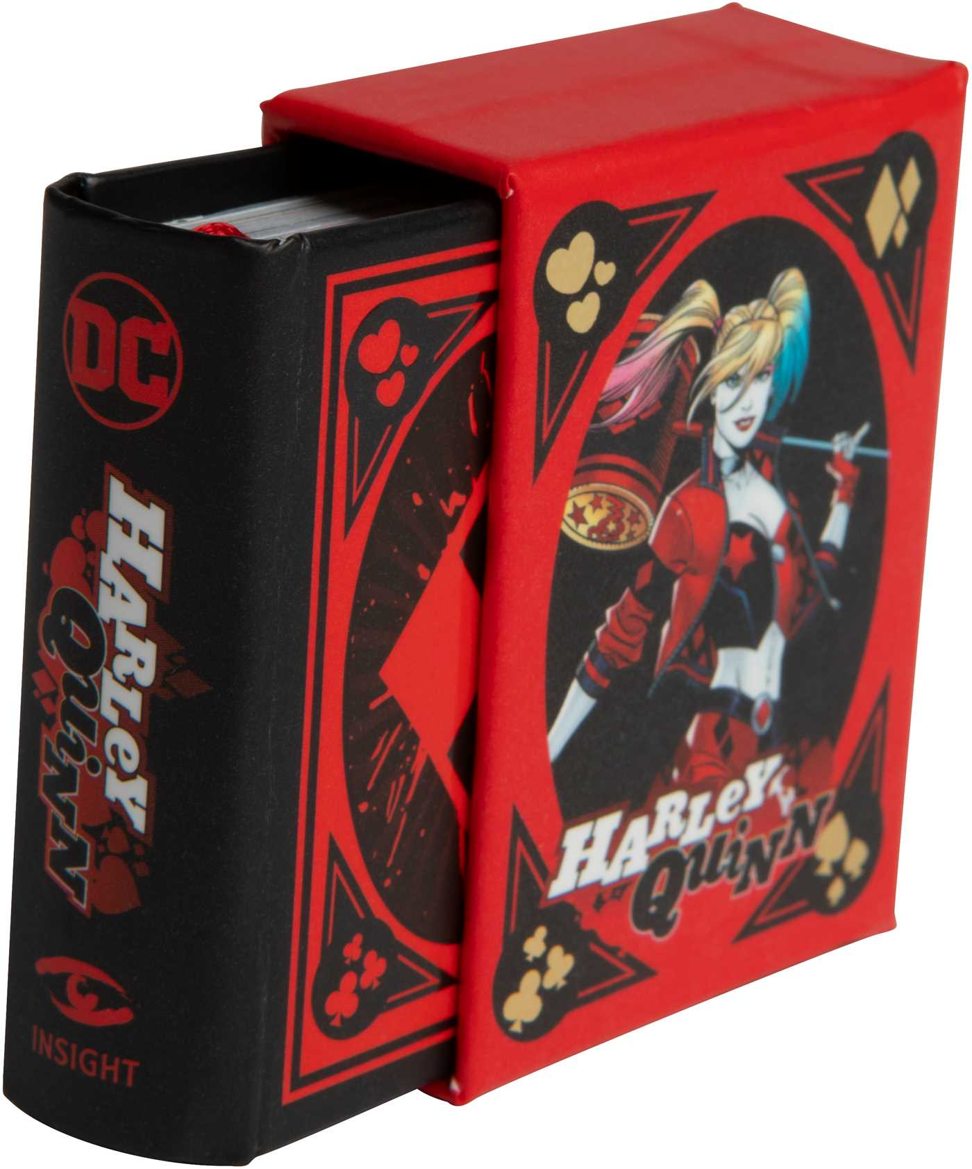 Dc Harley Quinn Tiny Book Book By Darcy Reed Official Publisher Page Simon Schuster