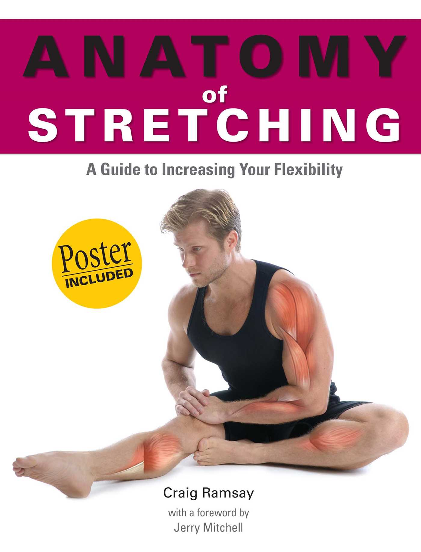 Anatomy of Stretching   Book by Craig Ramsay   Official Publisher ...