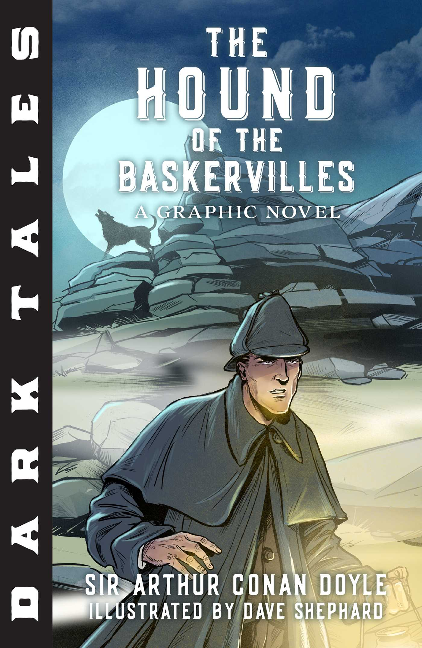 Dark tales the hound of the baskervilles 9781684121007 hr