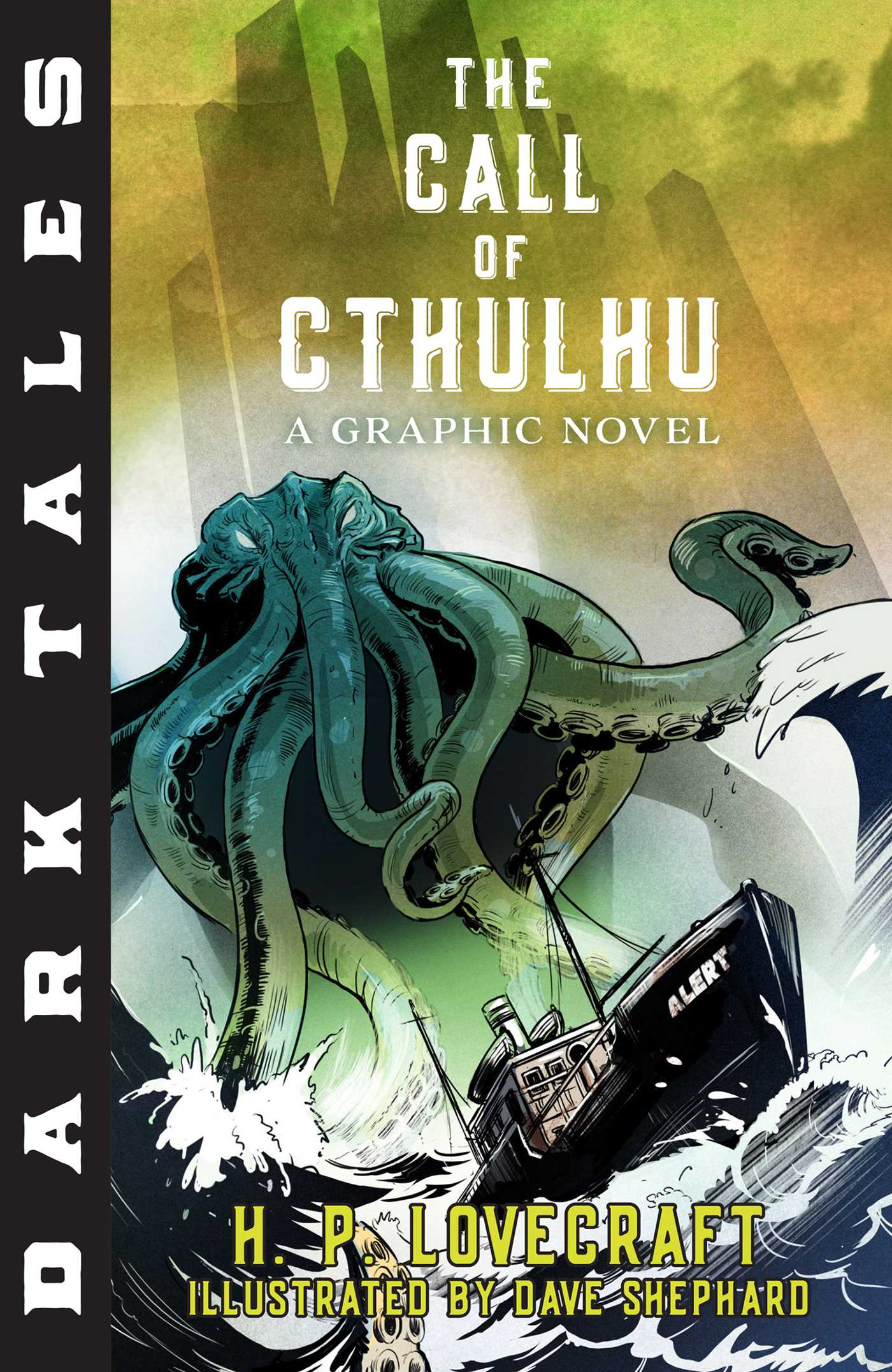 Dark tales the call of cthulhu 9781684121014 hr