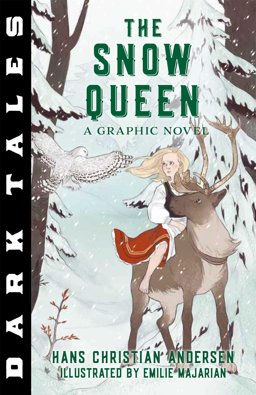 Dark tales the snow queen 9781684121021 hr