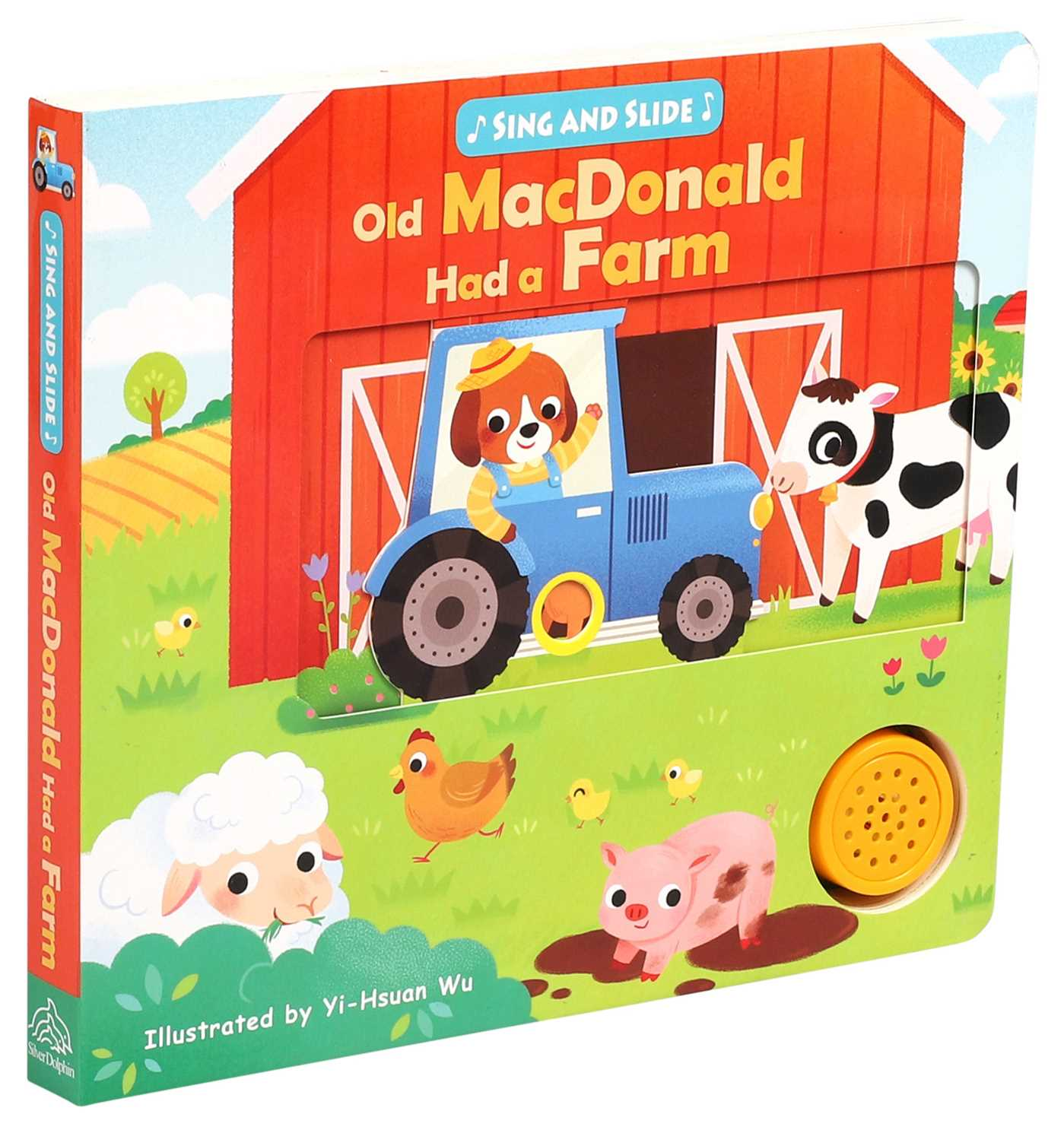 Sing and slide old macdonald had a farm 9781684121236 hr