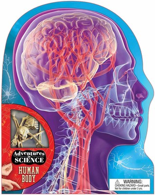 Adventures in Science: The Human Body - Book Summary & Video ...