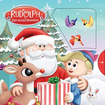 rudolph the red nosed reindeer - Rudolph And Friends Christmas Decorations