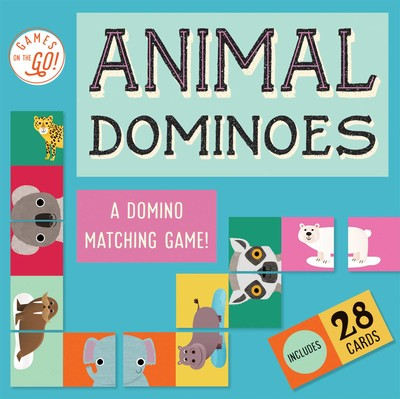 Games on the Go!: Animal Dominoes