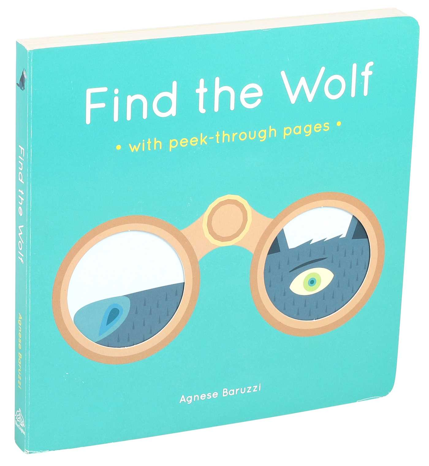 Find Board find the wolf | bookcarly blake, agnese baruzzi