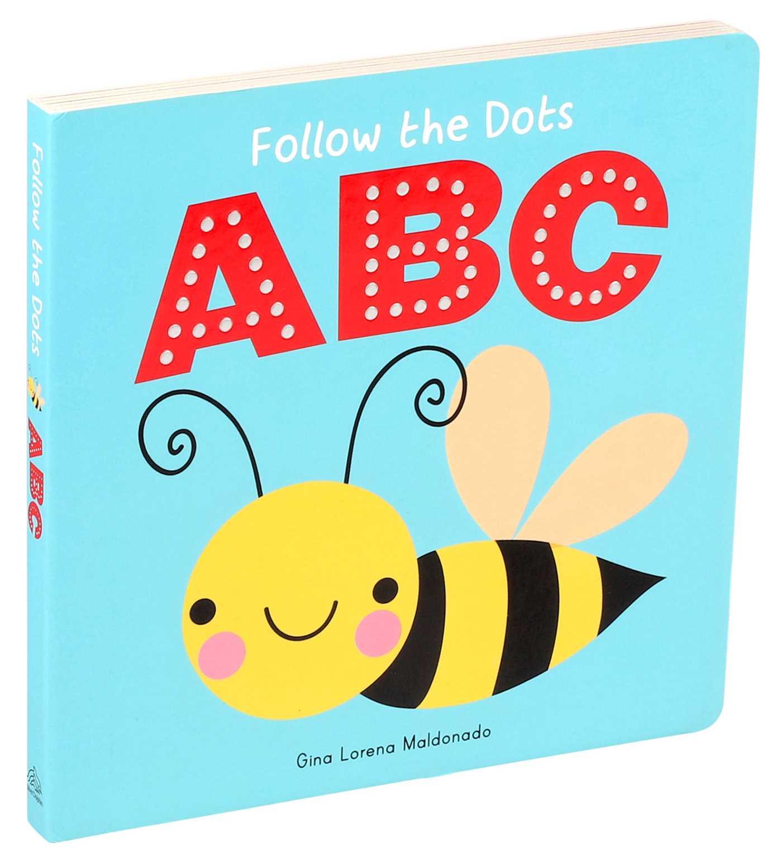 Follow the Dots: ABC | Book by Gina Lorena Maldonado | Official ...