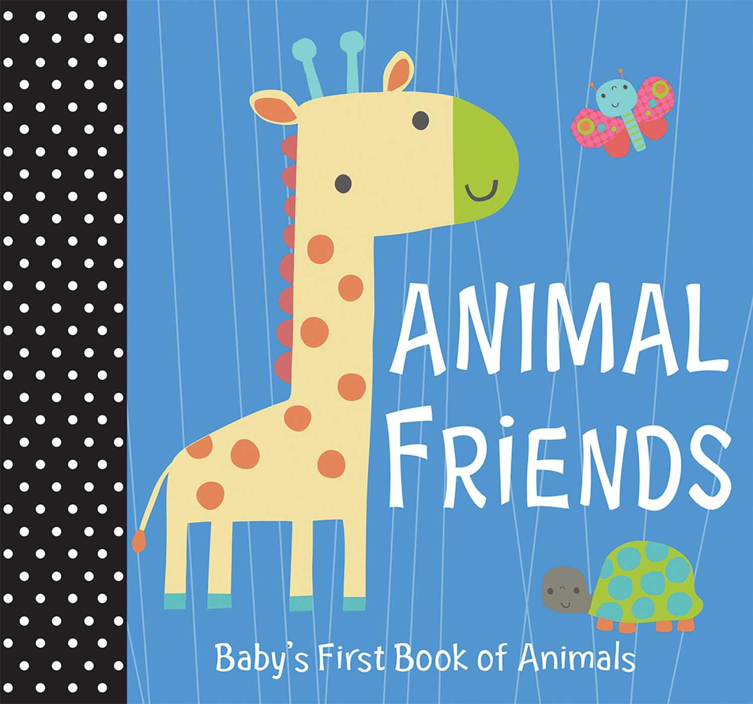 Animal friends 9781684121854 hr