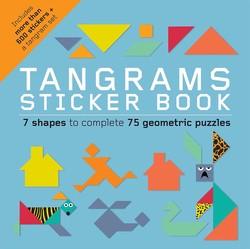 Tangrams Sticker Book