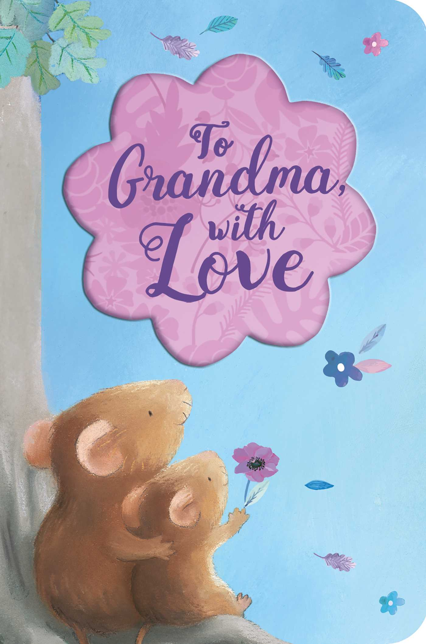To grandma with love 9781684122707 hr