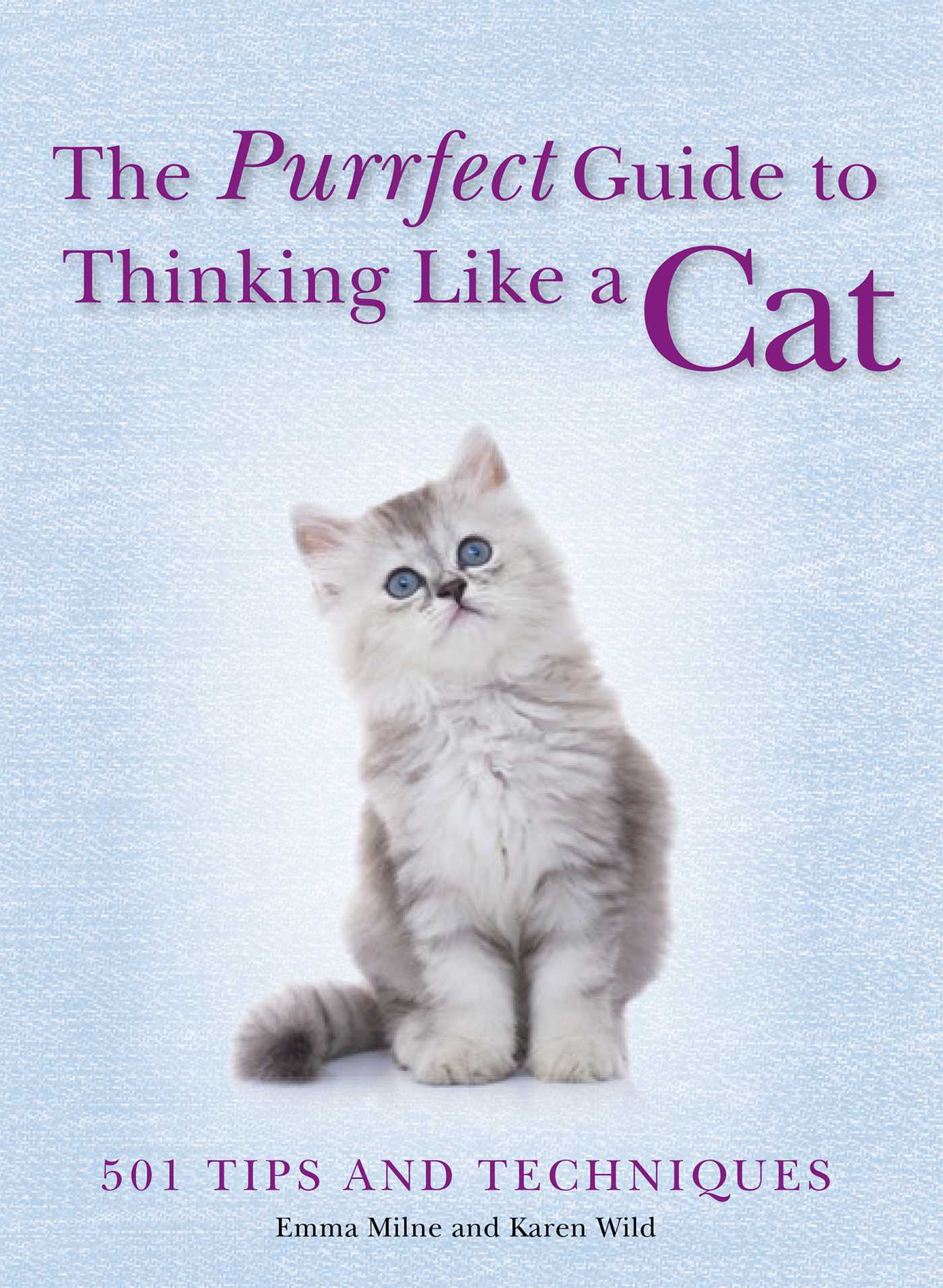 The purrfect guide to thinking like a cat 9781684122851 hr