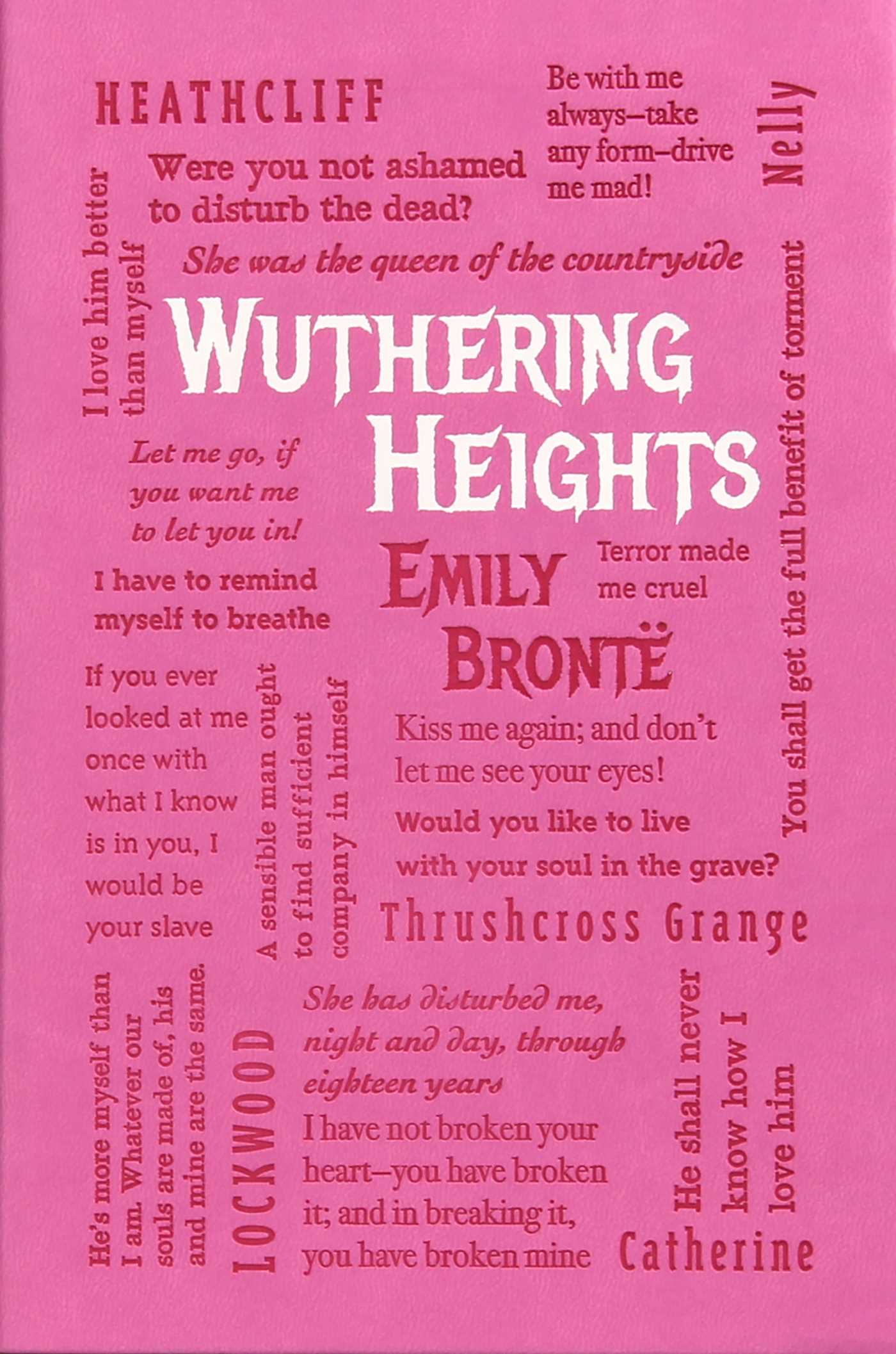 Wuthering heights 9781684122882 hr