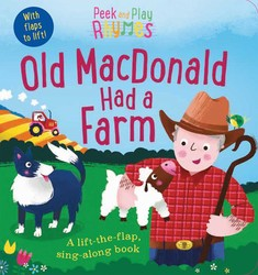 Peek and Play Rhymes: Old MacDonald