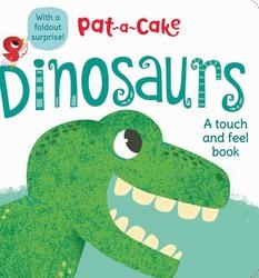 Pat-a-Cake: Dinosaurs