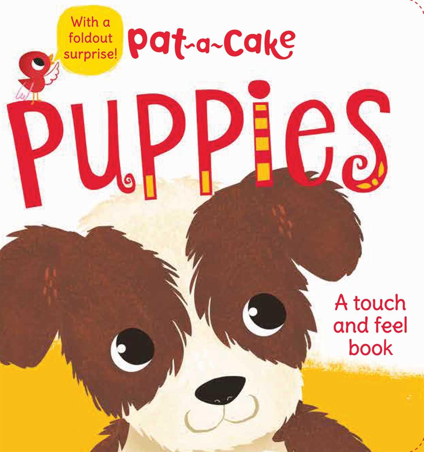 Pat a cake puppies 9781684123063 hr