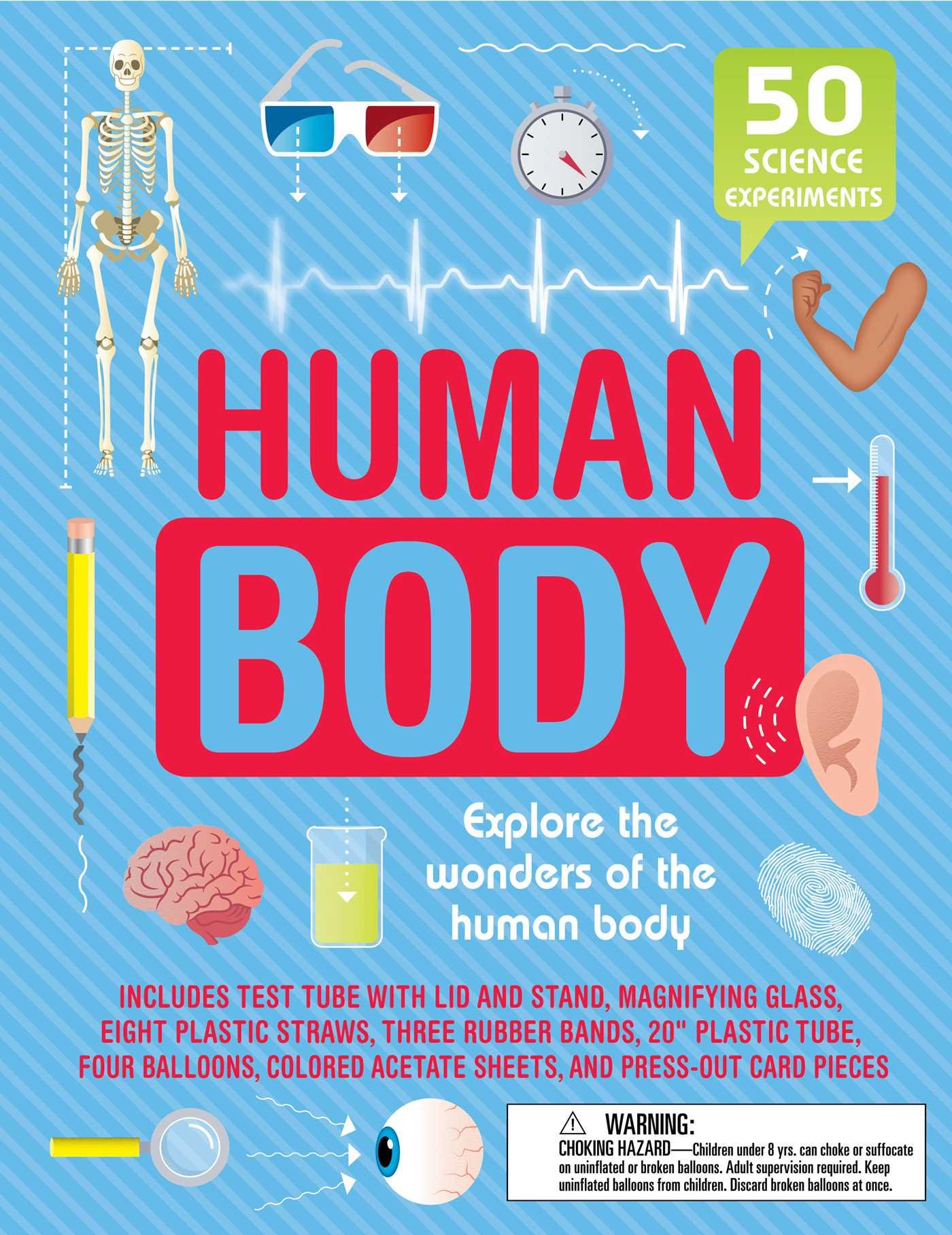 Science lab human body 9781684123292 hr