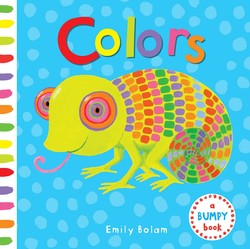 Bumpy Books: Colors