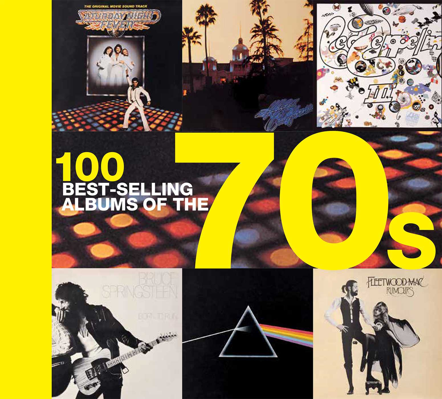 100 best selling albums of the 70s 9781684123636 hr