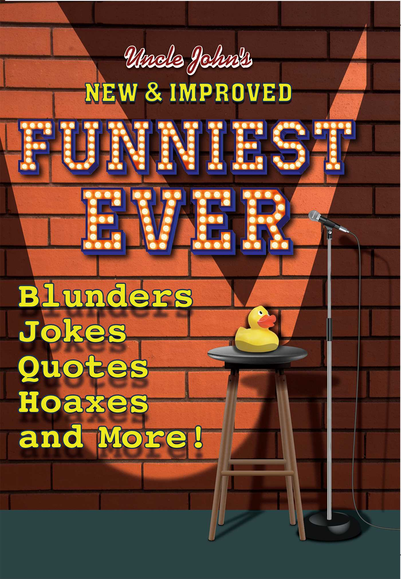 Uncle johns new improved funniest ever 9781684123926 hr